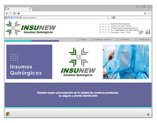 insunew web