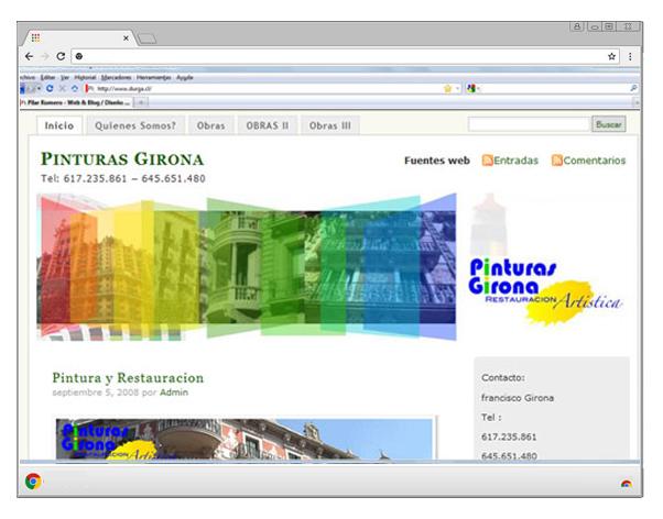 pinturas girona barcelona web