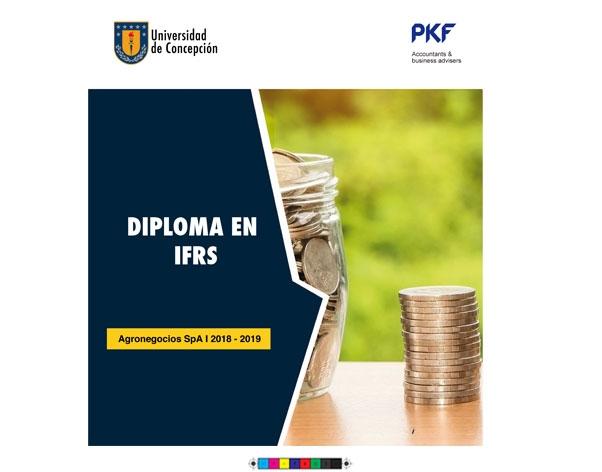Portada Diploma IFRS