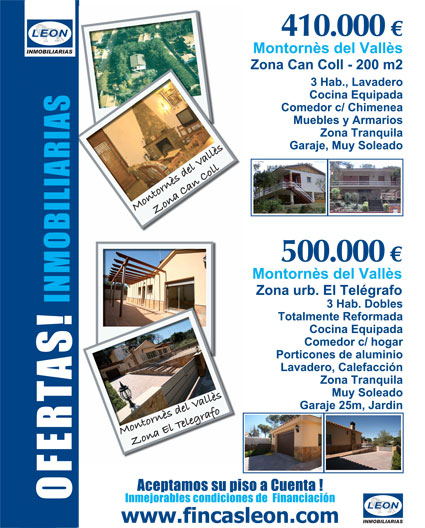 Afiche Fincas Leon