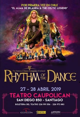 Afiche Ballet Celta