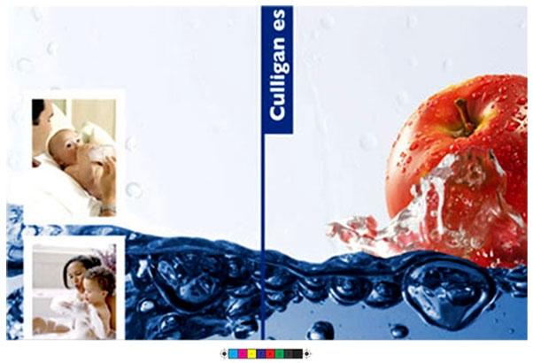 Carpeta d'Aigua Culligan