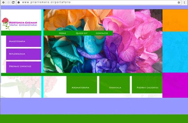 Web Hortencia