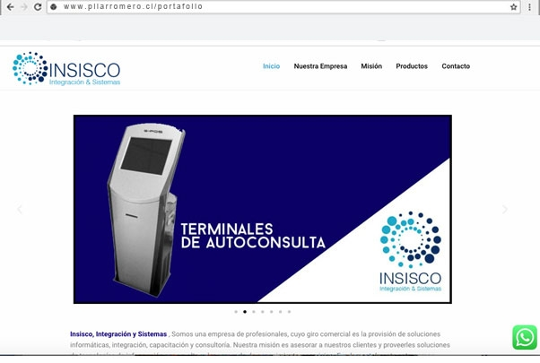 web insisco