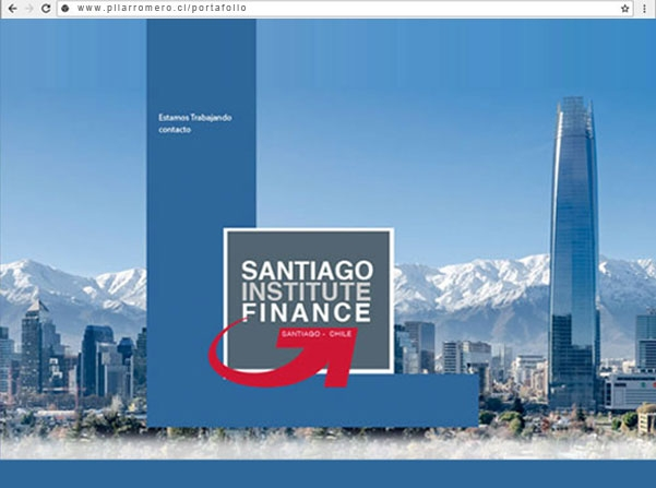 Web Santiago Finance