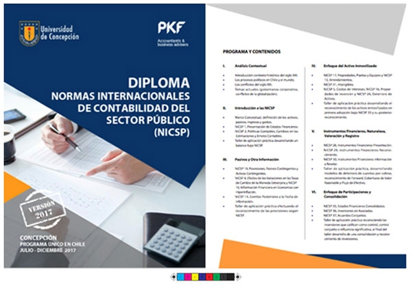 Brochure Diploma normas internacionales