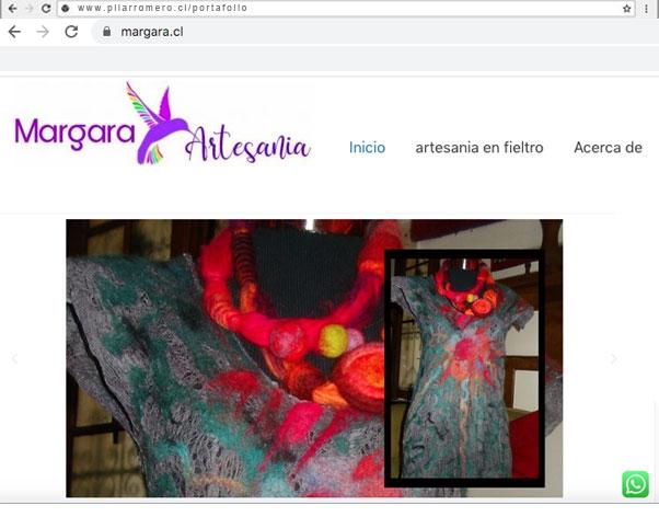 web artesania margara