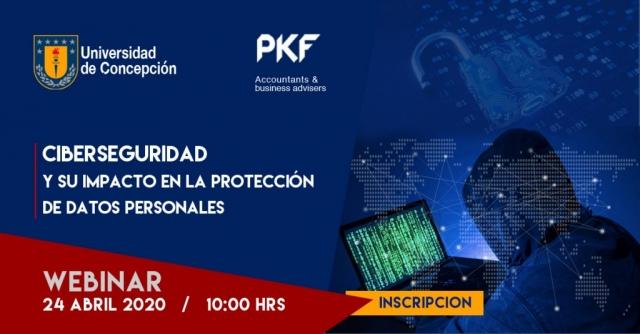 webinar ciberseguridad Universidad de Concepción